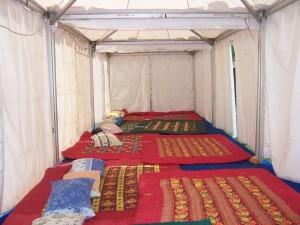 kamar tenda