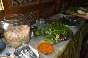menu masakan pedesaan