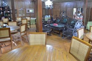 ruangan makan utama