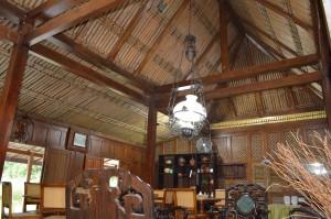 interior ruangan makan