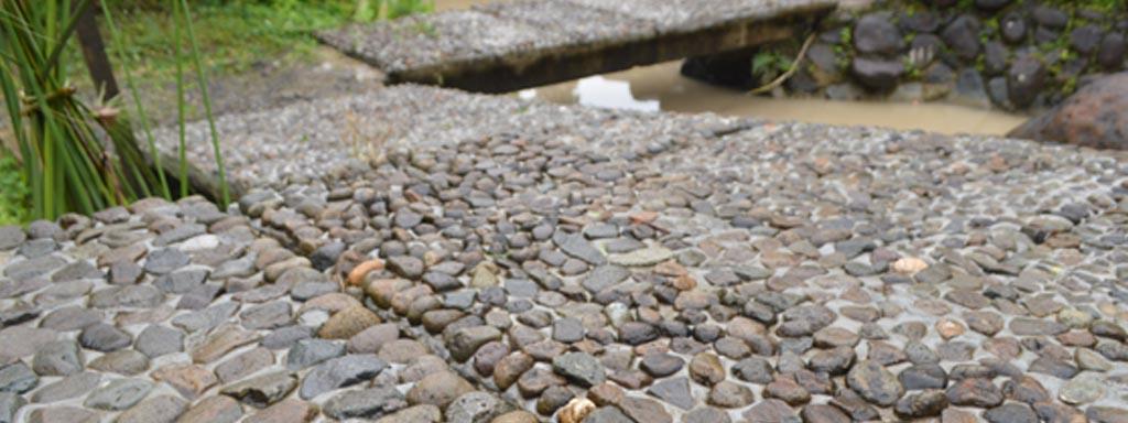 jembatan batu